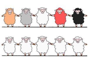 waar zijn de schapen? .greenlink